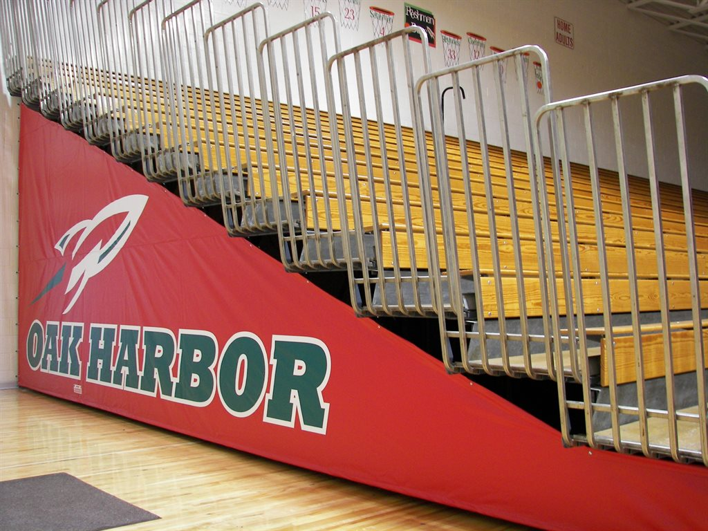 Why You Should Get Bleacher Curtains for Basketball Season