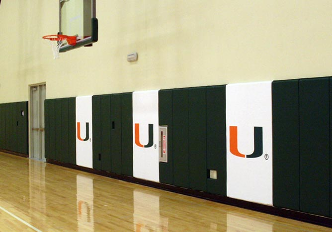 What Areas In Your Sports Venue Need Padding?